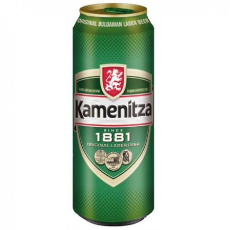 Kamenitza beer 500ml