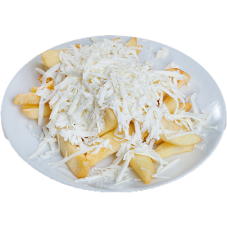 Potatoes with cheese 200 g