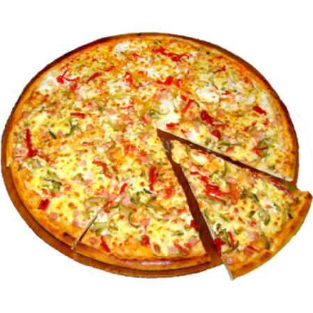 Pizza 8pc